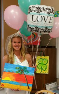 efddbf42dde Painting Parties for Bridal and Wedding Showers or Adult Painting ...