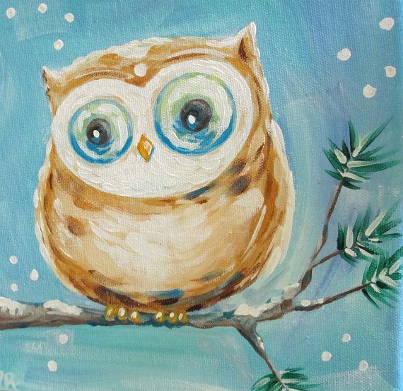 Owl Creek Happenings Tumbleweed Traveling: Salt Creek Event, Owl In Winter